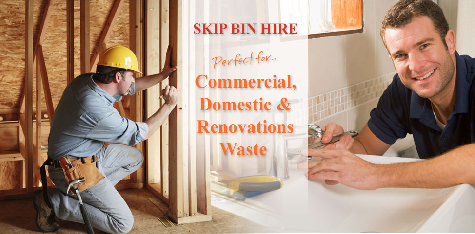 Home Renovation Skip Bin Hire